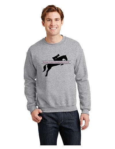 Crewneck Sweatshirt (18000) - Never Limit Equestrian