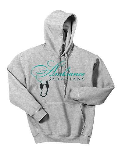 18500 Gildan Hoodie - Ambiance Arabians