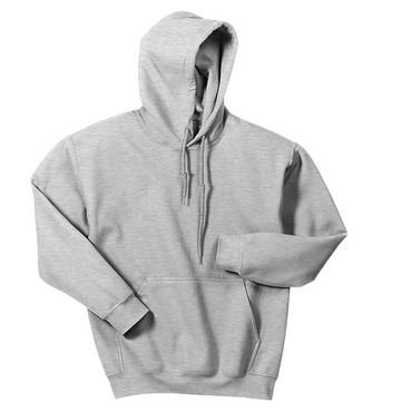 Hooded Sweatshirt (18500) - Canine College