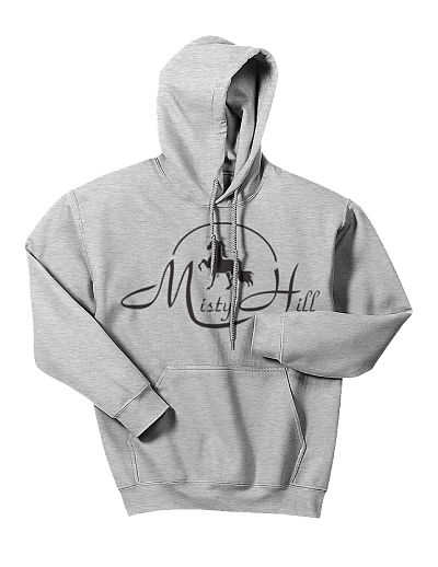 Gildan Screen-Printed Hoodie (18500) - Misty Hill
