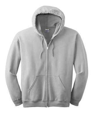 Full-Zip Hoodie (18600) Four Points Farm