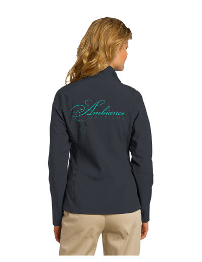 317 - Soft-Shell Jacket for Youth, Ladies & Men - Ambiance Arabians