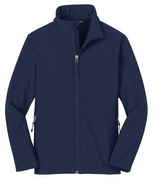 Powell Training Center - Softshell Jacket (L317)