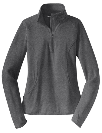 Sport Tek Fleece Lined 1/4 Zip - (LST850) Luton
