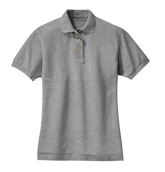 Pique Knit Polo Shirt - Four Points Farm(420)