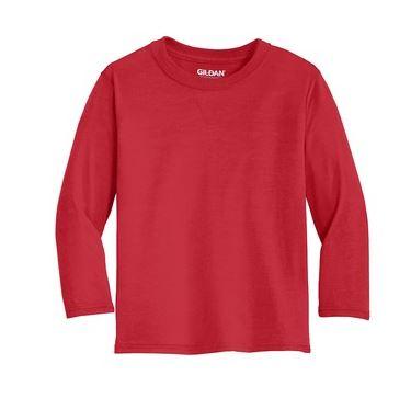 Gildan Long-Sleeve T-Shirt (SC42400)