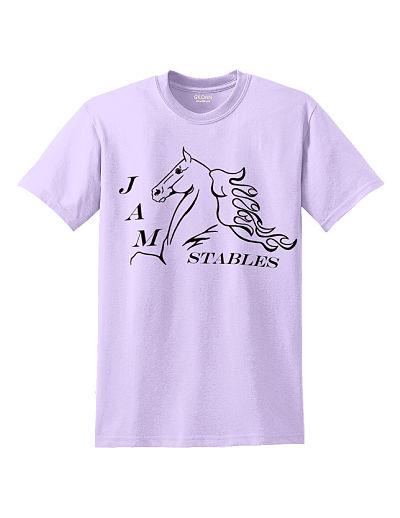 Gildan T-Shirt (8000) - JAM Stables