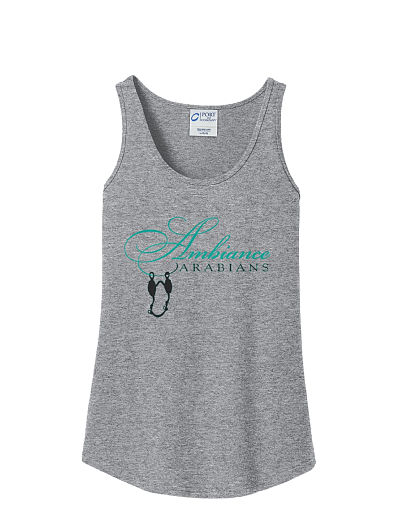 Ladies Tank Top-Ambiance Arabians (LPC54TT)