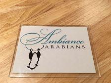 Car Sticker - Ambiance Arabians
