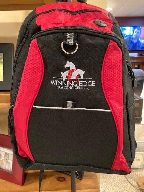Backpack - full zipper closure Winning Edge (BG611)