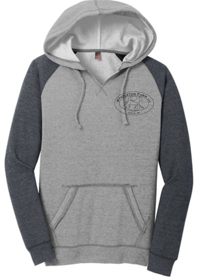 Hoodie by District Made (DT296) - Stapleton Farm