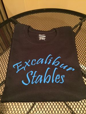 Excalibur - Short Sleeve T- Shirt