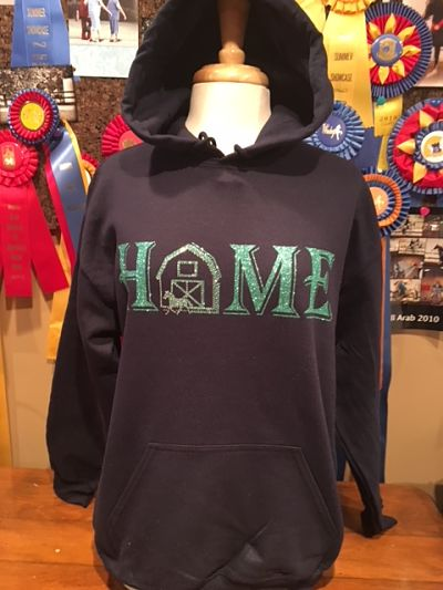Home is Where the Horse is Hoodie