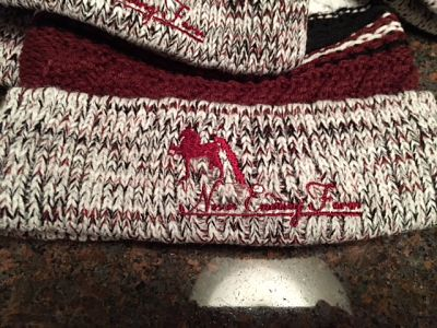 Knit Pom Hat - Never Ending Farm (ST21)