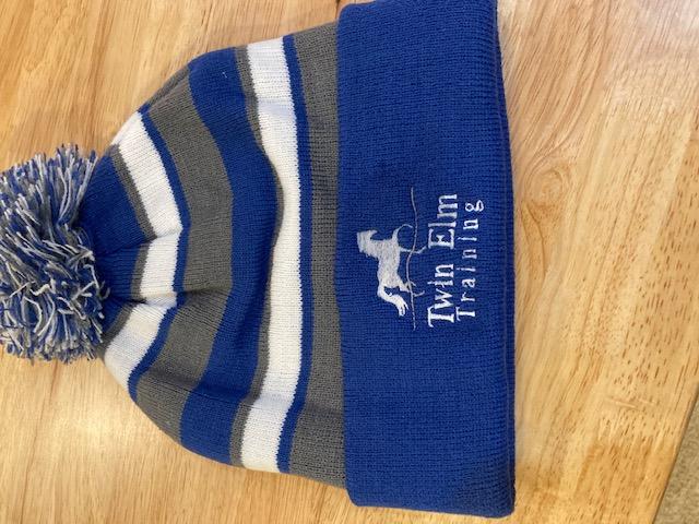 Stripe Knit Hat- Twin Elm