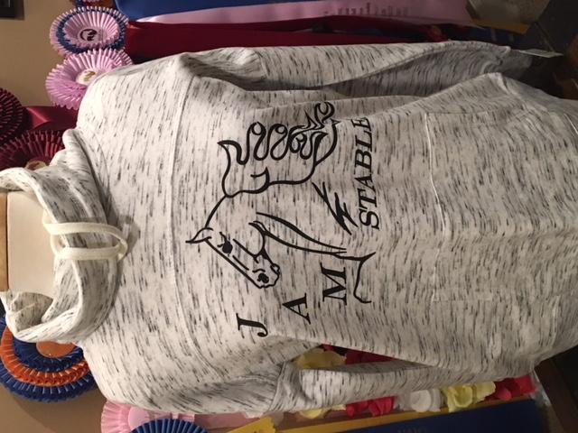 J America Ladies Cowl Neck Sweatshirt - JAM Stables