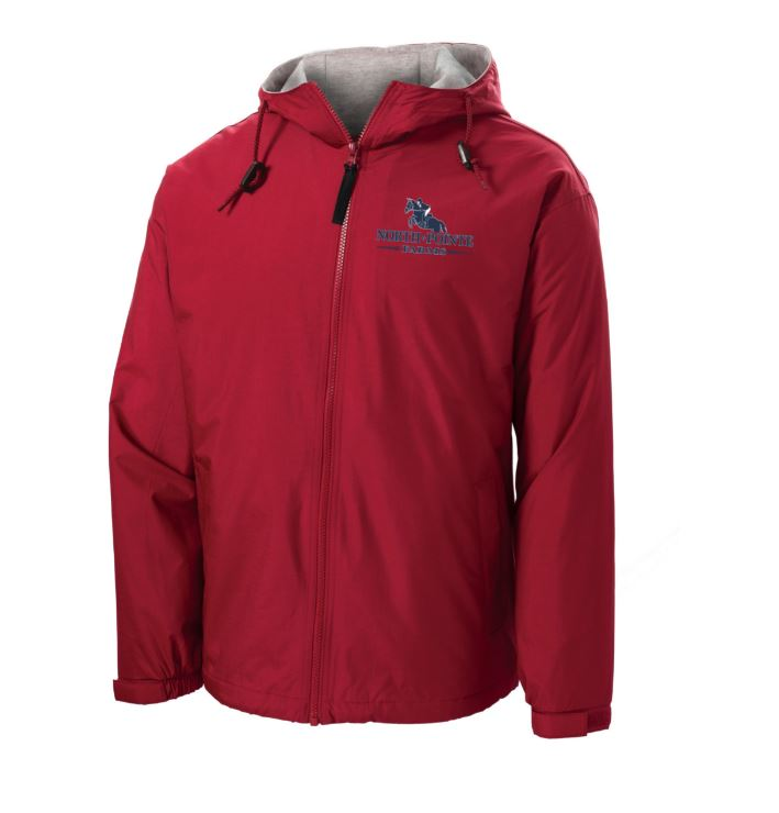 Fleece Lined Team Jacket - (JP56) -  North Pointe Farm