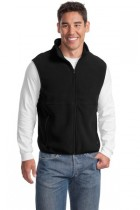 Topline Arabians R-Tek Fleece Vest - Embroidered Front Logo (Port Authority JP79)