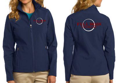 Port Authority Soft-Shell Jacket (L317) - Full Moon Arabians