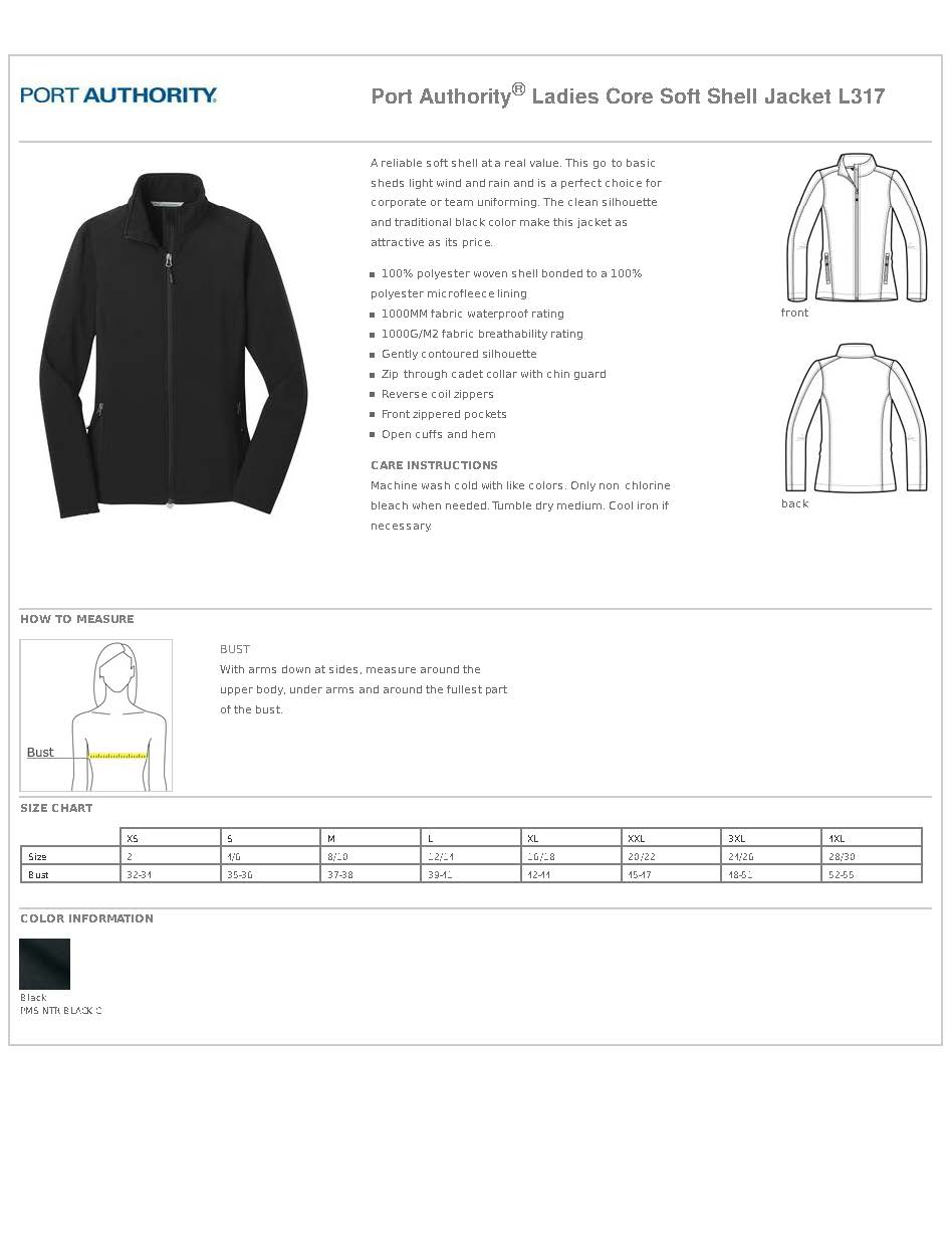 Light-Weight Soft-Shell Jacket (317) - JAM Stables in rhinestones