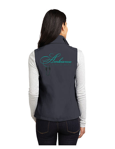 325 Soft-Shell Vest for Ladies & Men - Ambiance Arabians