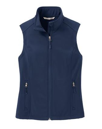 Soft Shell Vest(325)-Canine College