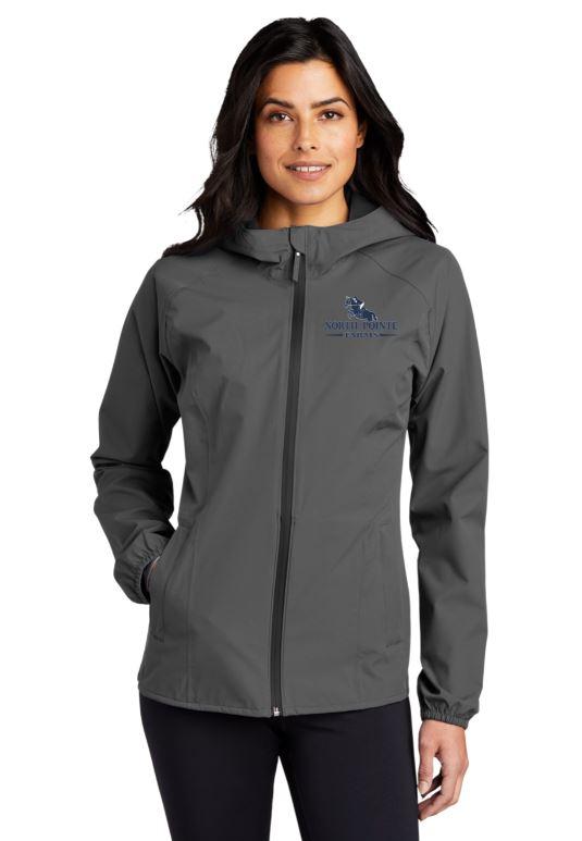 Essential Rain Jacket (L407) - North Pointe Farm