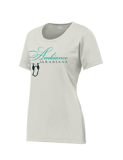 LST320 - Ladies  Performance Wear T-Shirt - Ambiance Arabians