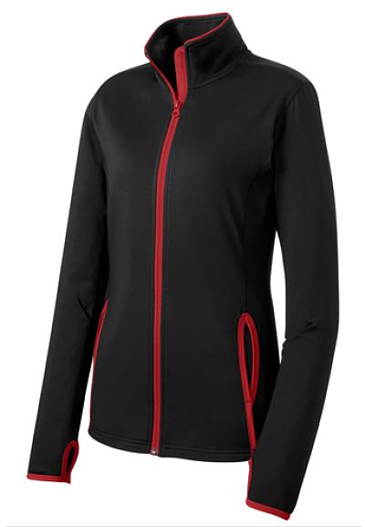 Sport Tek full zip jacket (LST853) - Showcase