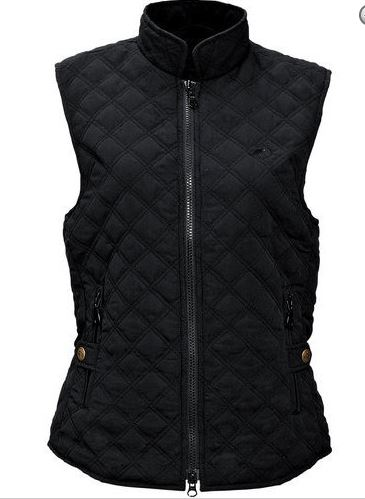 Dover Quilted Riding Sport Vest for the Ladies- Twin Elm