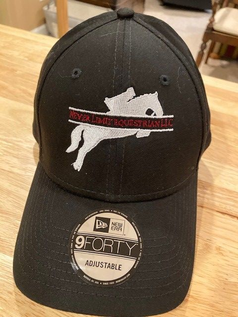 Baseball Cap - NE 200 Never Limit Equestrian