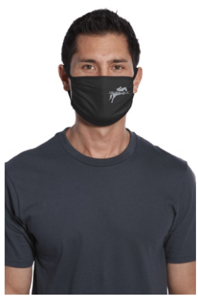Cotton Face Mask - Never Limit Equestrian