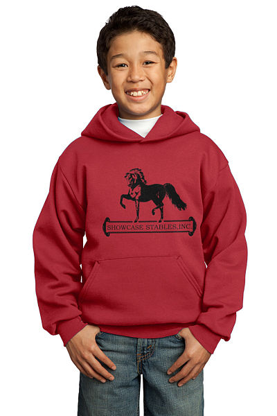 Pull-Over Hoodie (Gildan 18500) -  Showcase Stables