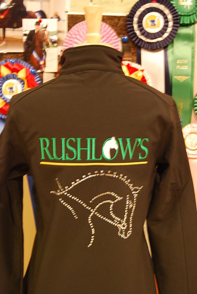 Light-Weight Softshell Jacket (317)- Rushlow's