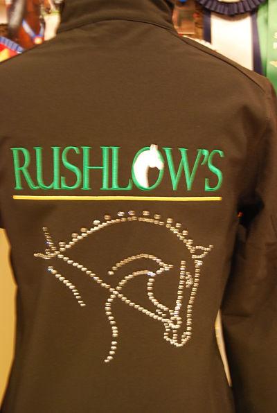 Light-Weight Softshell Jacket (317)- Rushlow's