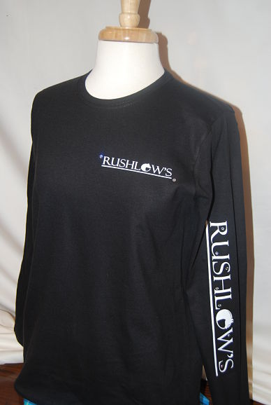 Rushlow's - Unisex Long Sleeve Unfitted Tee
