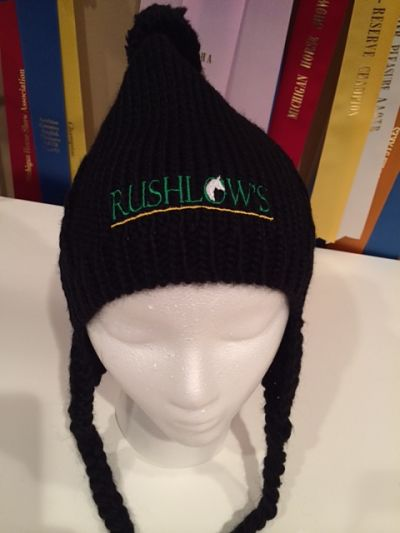 Rushlow's - embroidered winter hat