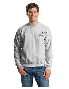 St. John Eagles Crew Neck Sweatshirt