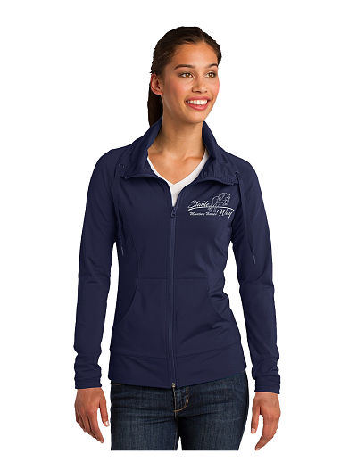 Sport Tek Fleece Lined Full Zip Jacket (LST852) - Stable Way