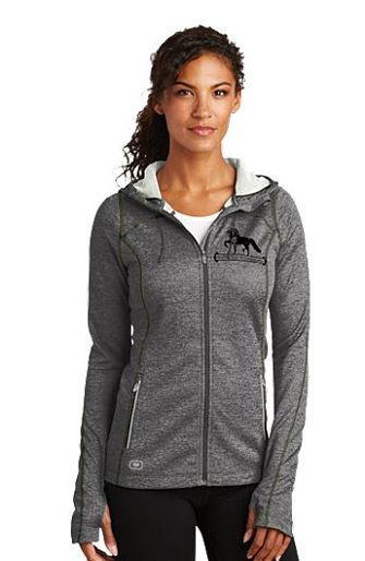 Ladies OGIO ENDURANCE Full-Zip Hoodie (SC-LOE501)