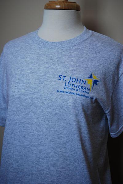 St. John Eagles SS T-Shirt