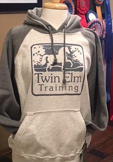 Vintage Hoodie - Twin Elm (JAmerica)