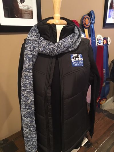 Puffy Vest - Twin Elm (709 or Lands End)