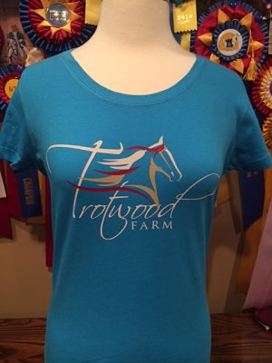 Trotwood - Ladies Fitted Scoop Neck Tee