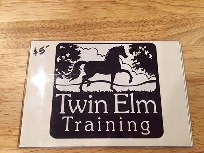 Car Sticker - Twin Elm