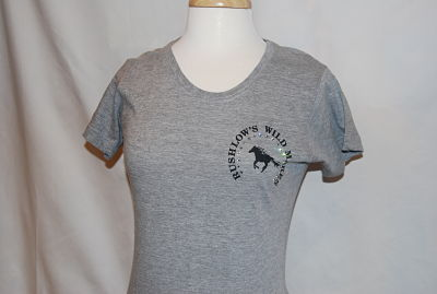 "Rushlow's - ""Wild Mares"" - Ladies Short Sleeve Fitted Tee"