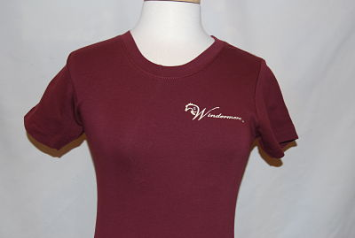 Short-Sleeve Fitted Tee - Windermere