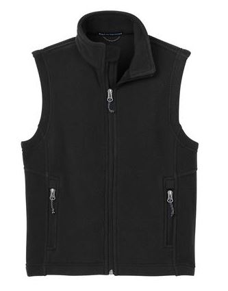 Fleece Vest for the Youth - Twin Elm