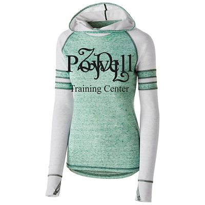 Holloway Ladies Advocate Hoodie (Powell Training Center)