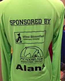 Lime Green West Bloomfield Long-Sleeve Gaming Shirt (#4164)